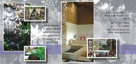 Leaflet - Rumah Tropika 2007
